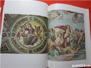 album arta , vintage Raffael -Bastei Galerie der großen Maler - - imagine 8