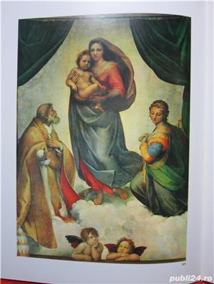 album arta , vintage Raffael -Bastei Galerie der großen Maler - - imagine 3