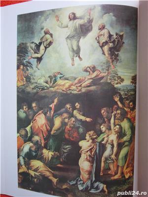 album arta , vintage Raffael -Bastei Galerie der großen Maler - - imagine 5