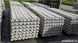 Executam garduri din stalpi de beton sau vindem stalpi gard / vie - imagine 4