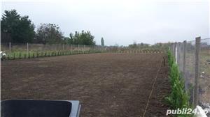 Executam garduri din stalpi de beton sau vindem stalpi gard / vie - imagine 3