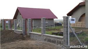 Executam garduri din stalpi de beton sau vindem stalpi gard / vie - imagine 5