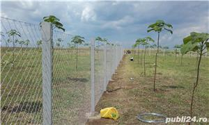 Executam garduri din stalpi de beton sau vindem stalpi gard / vie - imagine 1
