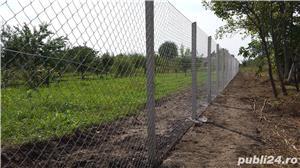 Executam garduri din stalpi de beton sau vindem stalpi gard / vie - imagine 2