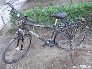 "Bicicleta Steppenwolf Transterra 28"" cu 24 viteze - imagine 1"