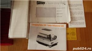 Aparat proiectie ,diapozitive, diafilme , LIESEGANG AUTAX 300, GERMANY - imagine 4