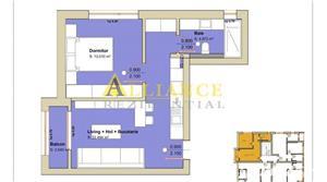 Prima Casa - Brancoveanu - Lux - Apartament 2 camere - imagine 5