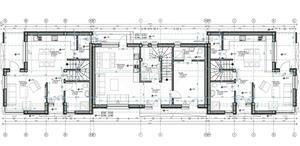5 camere+4 băi | Ap. TRIPLEX 120 mp | Str. Trifoiului - Șelimbăr - imagine 9