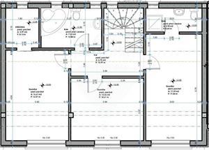 5 camere+4 băi | Ap. TRIPLEX 120 mp | Str. Trifoiului - Șelimbăr - imagine 4