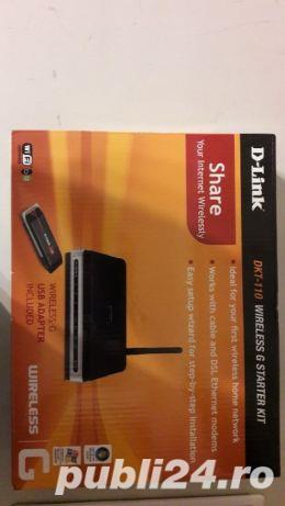 Router wireless DLINK DKT-110  - imagine 1