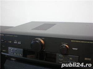 Amplituner statie+tuner radio Technics SA DX 750  - imagine 1