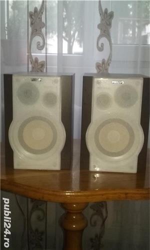 Boxe audio Philips originale 8 ohmi - imagine 1