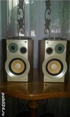 Boxe audio Philips originale 8 ohmi - imagine 3