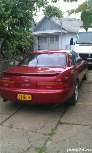 Lexus SC 400 - imagine 2