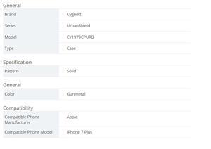iPhone 7 Plus si 8 Plus, Case in Carbon Fibre, NOU Sigilat, Livrare in toata tara! - imagine 3