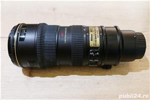 Nikkor 70-200mm F2.8 VR I - imagine 1