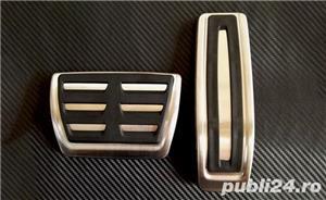 Ornamente inox pedale - VW Touareg (2002-2018) / Audi Q7 (2005-2015) - imagine 1