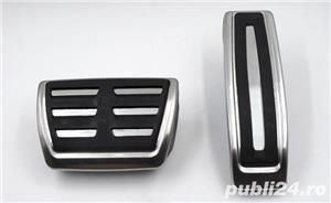 Ornamente inox pedale - VW Touareg (2002-2018) / Audi Q7 (2005-2015) - imagine 3