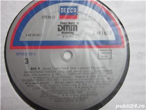 vinil/vinyl  Luciano Pavarotti – Big P.  -1979, 2xLP impecabile - imagine 4