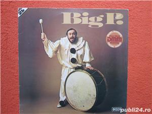 vinil/vinyl  Luciano Pavarotti – Big P.  -1979, 2xLP impecabile - imagine 1