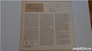 Discuri vinil P.Tchaikovsky, George Gershwin  - imagine 3