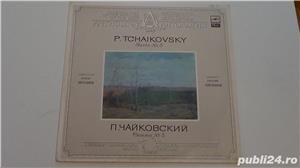 Discuri vinil P.Tchaikovsky, George Gershwin  - imagine 5