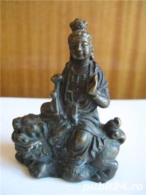 Statueta metalica - imagine 1