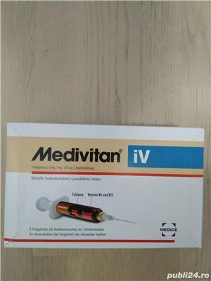 Medivitan vitamina B6 si B12  - imagine 4