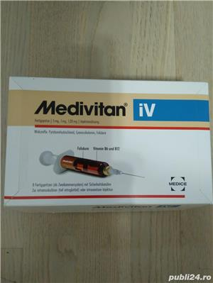 Medivitan vitamina B6 si B12  - imagine 2