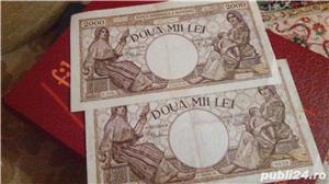 cumpar bancnote vechi, carnete cu ordine plata vechi, actiuni vechi - imagine 2