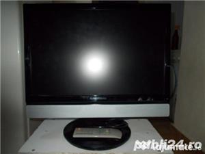 TV grundig49cm,tnthd,hdmi,100hz,dvbt,220/12v,stand telescopic rabatabil,ev.ramburs posta - imagine 1