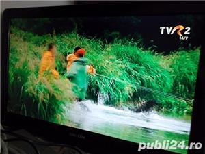 TV grundig49cm,tnthd,hdmi,100hz,dvbt,220/12v,stand telescopic rabatabil,ev.ramburs posta - imagine 6
