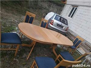 Masa din lemn - imagine 1