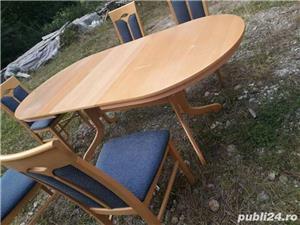 Masa din lemn - imagine 2