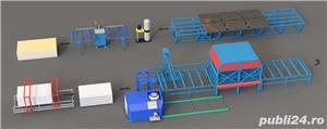 Linia de producere panouri SIP  - imagine 1
