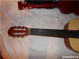 chitara acustica aproape noua - imagine 3