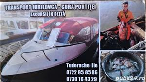 TRANSPORT JURILOVCA - GURA PORTITEI  - imagine 11