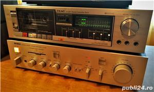 TEAC V 33 Briliance casetofon deck stereo hifi - imagine 1