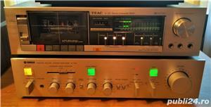TEAC V 33 Briliance casetofon deck stereo hifi - imagine 2