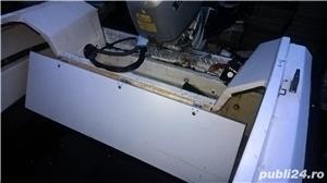 "barca cu cabina Dory 13""+ Honda 40 cp 4 timpi - imagine 4"