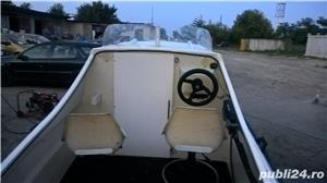 "barca cu cabina Dory 13""+ Honda 40 cp 4 timpi - imagine 9"