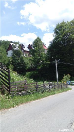 Azuga, zona noua, aproape de partie si de parc, teren de vanzare  - imagine 7