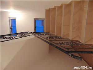 FARA COMISIOANE casa cu 4 camere 2 bai P+1+pod terasa utilitati canalizare in Chiajna merita vazuta - imagine 3