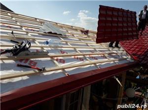 Acoperisuri Reparati Renovari mansardari montaj tabla interioare de la a la z  Izolati cu carton  - imagine 2