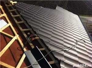 Acoperisuri Reparati Renovari mansardari montaj tabla interioare de la a la z  Izolati cu carton  - imagine 1