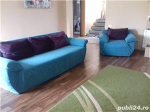 Confectionam huse de canapele, coltare, fotolii si scaun - imagine 3