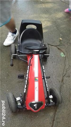 Masina cursa -cart kettler - imagine 2