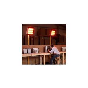 Incalzitor cu infrarosii de exterior IRC 4000 - Calore - imagine 2