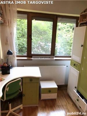Apartament 3 camere decomandat de vanzare in Targoviste- Aleea Trandafirilor - imagine 1