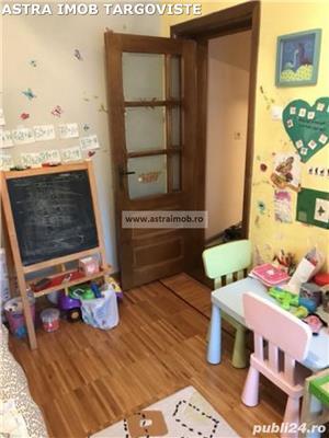 Apartament 3 camere decomandat de vanzare in Targoviste- Aleea Trandafirilor - imagine 3